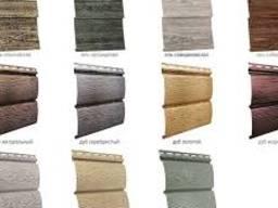 Фасадные панели акриловые Ю-пласт Timberblock Ель