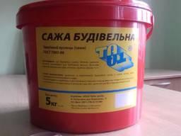 САЖА строительная (Технический углерод ГОСТ 7885-86)