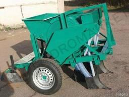 Сажалка, сеялка для трактора