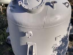 Сборник нержавейка, нержавеющий стали (12Х18Н10Т) 3,2 м3