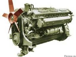 Сцепление дизеля 2Д12
