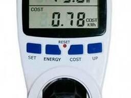 Счетчик электроэнергии, энергометр ваттметр вольтметр амперм