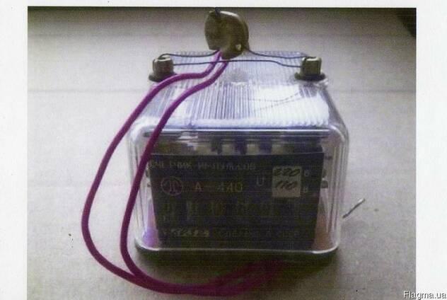 Счетчик импульсов А440 электромеханический