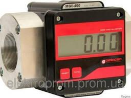 Счетчик учета большого протока топлива, легких масел MGE-250