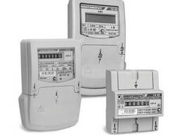 Счетчик учета электроэнергии трехфазный ЦЭ6803В / корпус R32