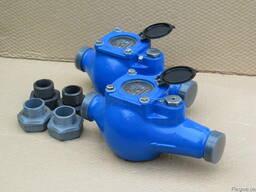 Счетчик воды, лічильник води КВБ-10 Ду-40.