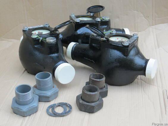 Счетчик воды ВСКМ 16/40(водомер,лічильник води) Ду-40.