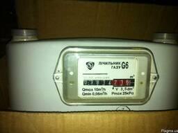 Счетчики газовые G6 , G10 новые и б/у
