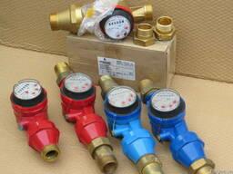 Счетчики воды, лічильник води JS-3,5 JS-6 JS-10Apator PoWoGaZ