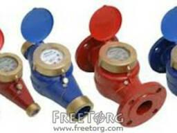 Счетчики воды (водомеры) ВСКМ, КВБ, МТК, СК и другие