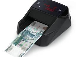 Автоматический детектор валют PRO Moniron Dec Multi 2 Black. Машинка для проверки денег