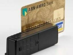 Считыватель магнитных карт с памятью, портативный Mini400