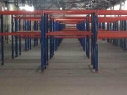 Сдается склад со стеллажами 650 м. кв.
