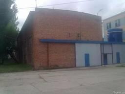 Сдается в аренду цех 500м.кв Баумана,Донецк