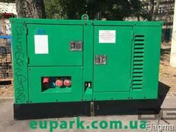 Сдам в аренду дизельный генератор DE WIT, мощность 8кВт