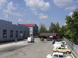 Сдам офис после ремонта 30 м2, 2 этаж Бровары ТОРГ