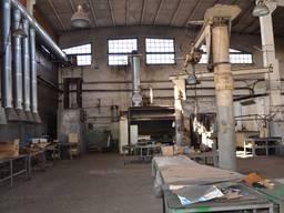 Сдам производственные помещения 600кв. м Мельницкая/