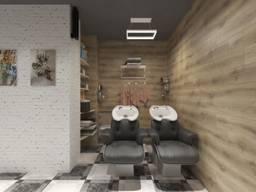 Сдам рабочие места мастерам парикмахерам в салоне красоты в центре Киева