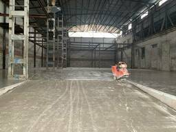 Сдам склад 1220 м. кв в двух уровнях