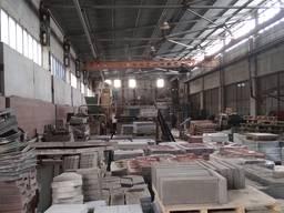 Сдам склад-цех пл. 600м. кв. с кран балкой.