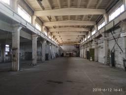 Сдам склад-производство 920м. кв. (левый берег)