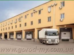 Сдам складские комплексы 500 - 10000 кв. м. класса В