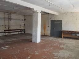Сдам складские помещения 1000 кв. м. ул. Саранская