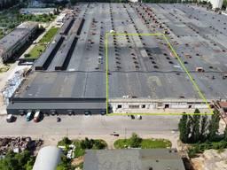 Сдам склады 11000м2 с рампой на территории бывшего КСК.