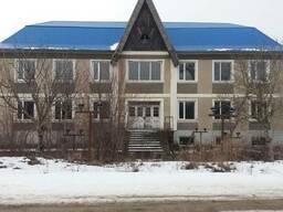 Продам отдельностоящее здание 902,70 м. кв