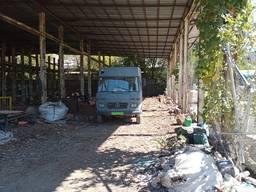 Сдам в аренду крытую огороженную площадку на Левом берегу
