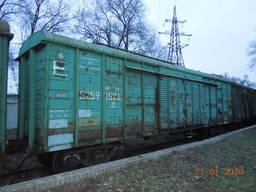 Сдам в аренду крытый жд вагон железнодорожный модель см ниже