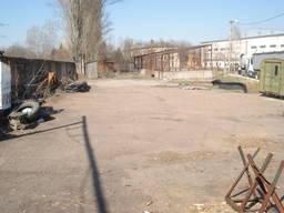 Сдам в аренду промышленную площадку 1500 м. кв