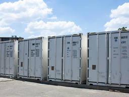 Аренда рефрижераторных контейнеров 40 футов High Cube.