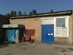 Сдам в аренду склад с офисными помещениями 280м2 г Никополь
