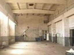 Сдам в аренду складские и производственное помещения 1000 м2