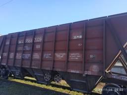 Сдам в аренду вагоны - зерновозы, 94 м. куб.