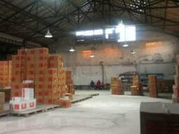 """""""Сдаются складские помещения различной площади от 60 до 2500"""