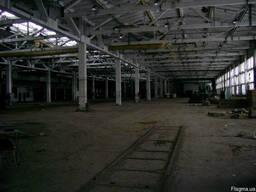Сдаются складские помещения в Луцке