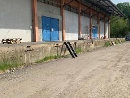 Сдаются в аренду склады, офисы и открытая охраняемая площадка