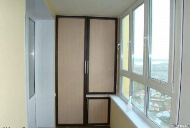 Сделать Шкаф на Балкон