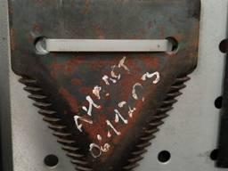 Сегмент ножа жатки Claas 0611203. 1