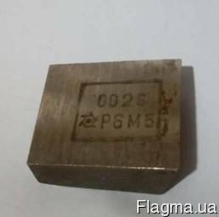 Сегменты к фрезам из стали Р6М5 №0026
