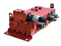 Секционный гидрораспределитель МРС 63 3/1 Р. 4. 5 аналог Р 12.