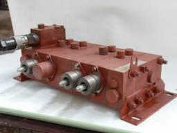 Секционный гидрораспределитель МРС 63 3/1 Р. 4. 8 аналог Р 12.