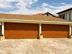Секционные гаражные ворота - удобство и комфорт!