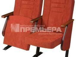 """Секционные кресла для актовых залов """"Овация"""""""