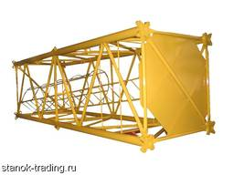 Секция вставка башенного крана КБ-403 405