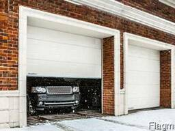 Секційні гаражні ворота за доступними цінами