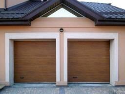 Секційні ворота ,гаражні ворота,автоматичні ворота.