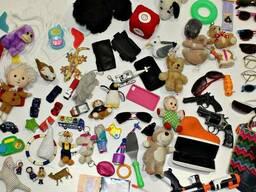 Секонд хенд іграшки тверді Польща Оптом від 15 кг